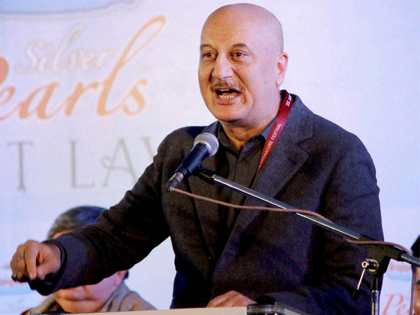 Anupam Kher tweeted a downright racist remark following Donald Trump's win, deleted it later