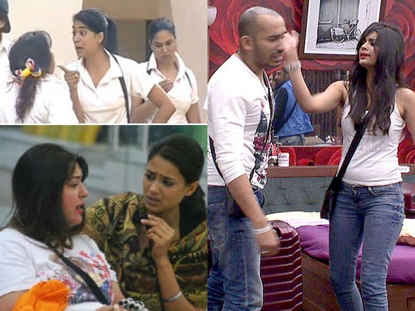 Here are the controversial moments that took place in 'Bigg Boss' house