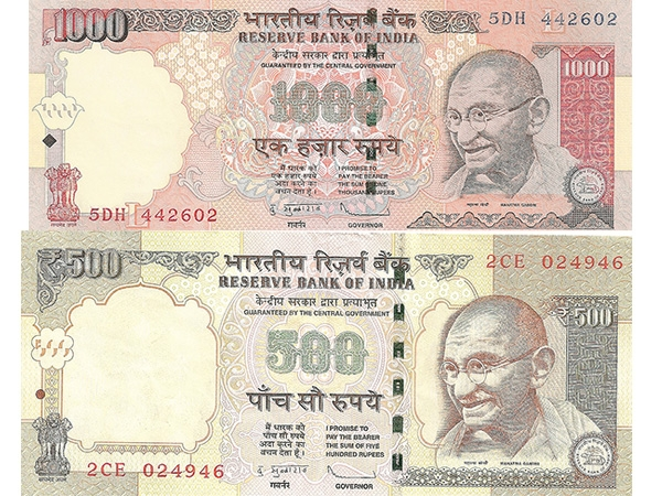 Bollywood celebrities react on the currency ban of 500 and 1000 rupees notes by PM Narendra Modi
