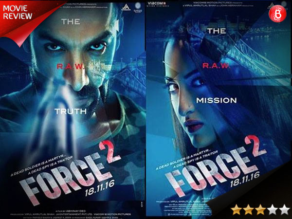 'Force 2' movie review: An honest watch with a massive reality check