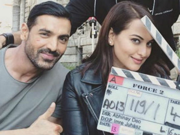 PICS! New stills from 'Force 2' show John Abraham and Tahir Raj Bhasin in action!