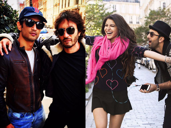 Homi Adajania clears that his film 'Takadum' is not similar to 'Ae Dil Hai Mushkil'
