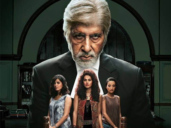 Wow! Amitabh Bachchan-starrer 'Pink' to be screened at UN Headquarters