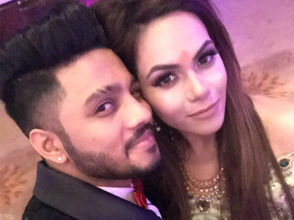 Rapper Raftaar engaged to his girlfriend Komal Vohra