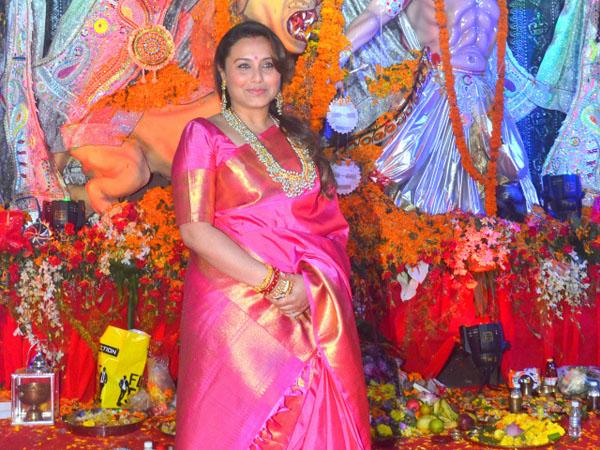 Rani Mukerji glows in this beautiful picture