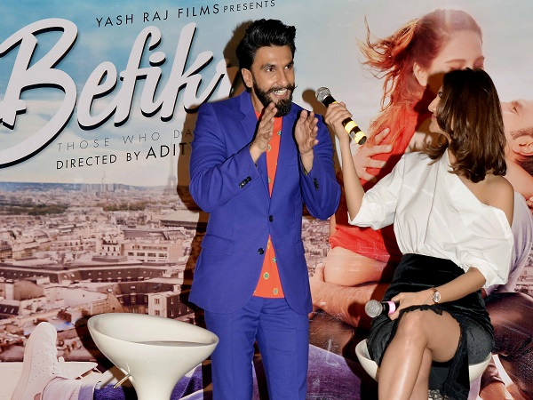 Ranveer Singh at You and Me song launch