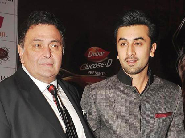 Here's why Rishi Kapoor is keen to do an inch pinch on Ranbir Kapoor