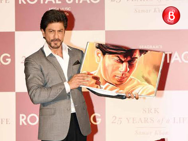 #25YearsOfSRK: Most interesting quotes by Shah Rukh Khan at the book launch