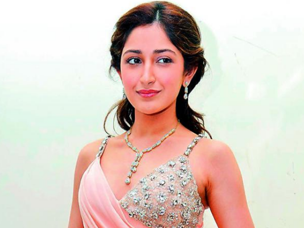 Sayyeshaa Saigal is not comfortable with something in films. Details here