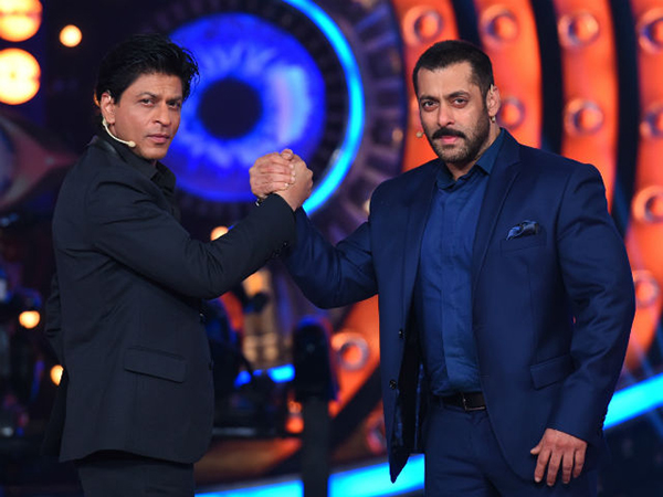 Shah Rukh Khan and Salman Khan to host an award show once again in December