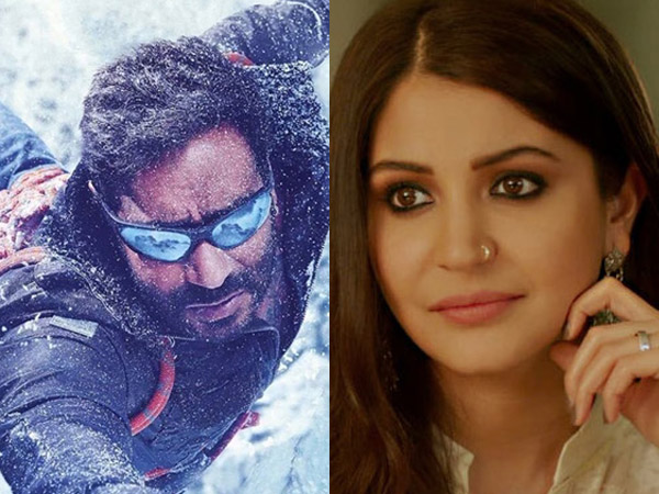 8th day collection of 'Shivaay' and 'Ae Dil Hai Mushkil'