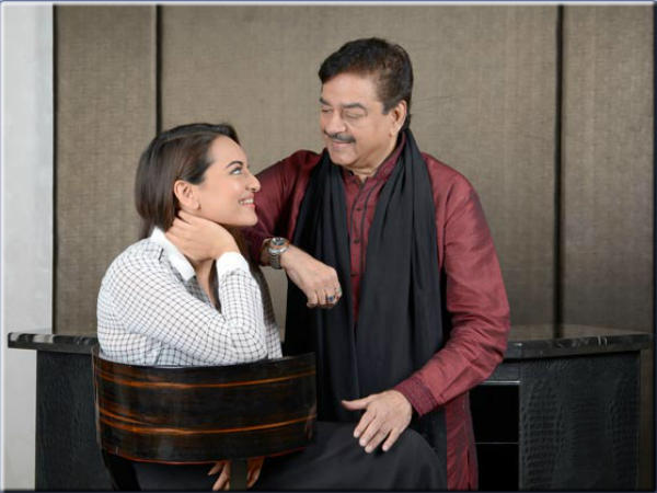 Shatrughan Sinha feels that THIS actor and Sonakshi Sinha are made for each other
