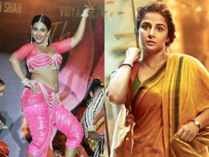 The Dirty Picture and Kahaani 2