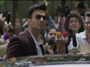 The first dialogue promo of 'Wajah Tum Ho' will keep you guessing in this whodunnit game