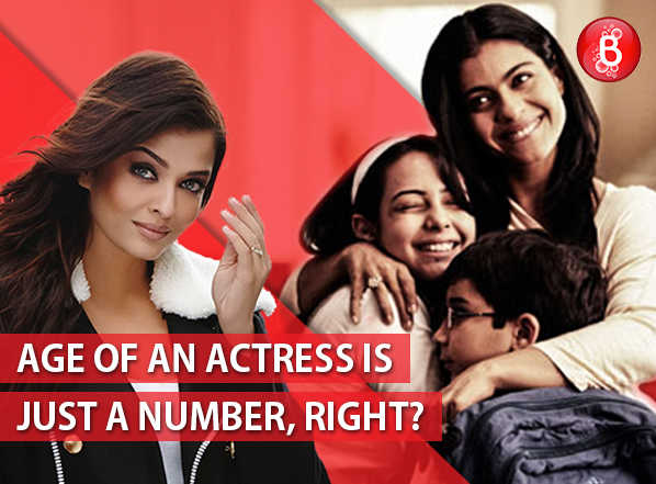 Is age really just a number for Bollywood actresses, or a confinement?