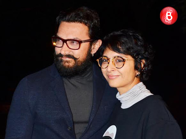 Pics: Aamir Khan and others celebrate the success of 'Dangal' at his Panchagni farmhouse