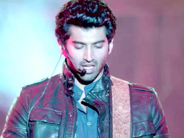 Aditya Roy Kapur to come up with his own album