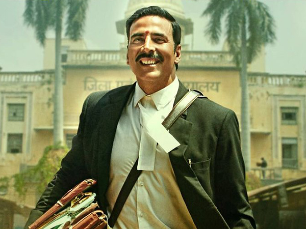'Jolly LL.B 2': Akshay Kumar introduces himself as Jolly Mishra in this impressive motion poster