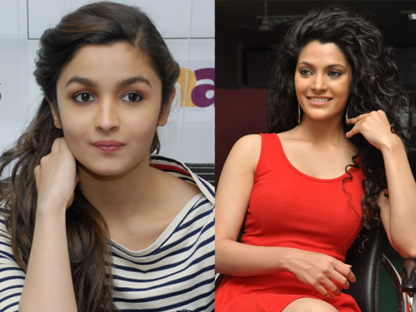 Did Saiyami Kher replace Alia Bhatt in Rajshree Ojha's next?