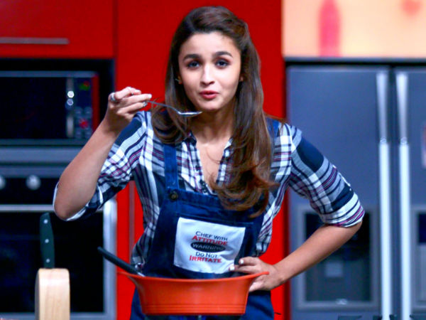Interesting! Alia Bhatt to head to Italy in January to learn some cooking