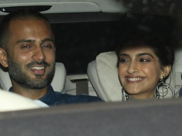Sonam Kapoor all set to leave for Rajasthan with rumoured beau, Anand Ahuja