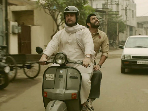 Woah! 'Dangal' gets the highest non holiday first Tuesday box office business ever