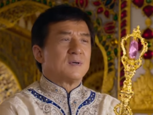 Watch: The new trailer of 'KungFu Yoga' is kind of messy