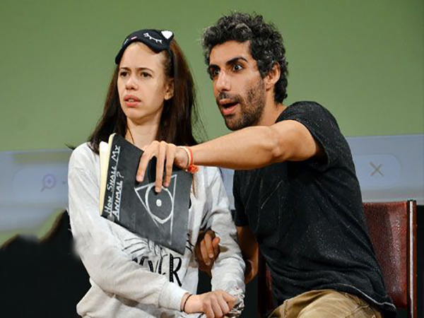 Jim Sarbh and Kalki Koechlin