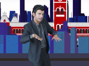 'Nation Wants To Know' from Sunil Grover's 'Coffee With D' is enjoyable