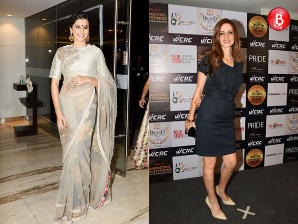 Sussanne Khan, Taapsee Pannu and others at Pride of India awards! VIEW PICS