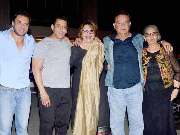 FLASHBACK: How Salim Khan's second marriage strained his relationship with his sons