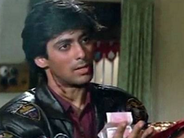 Notes from the past: Did you know Salman Khan burnt his first paycheck?