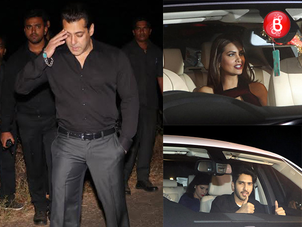 PICS: Find out who all attended Salman Khan's 51st birthday bash!