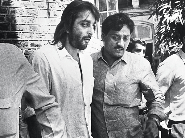 When Sanjay Dutt walked with 1 kilo heroin in his shoes...
