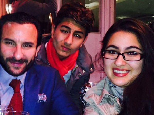 Saif Ali Khan on Sara's Bollywood debut: I am very excited