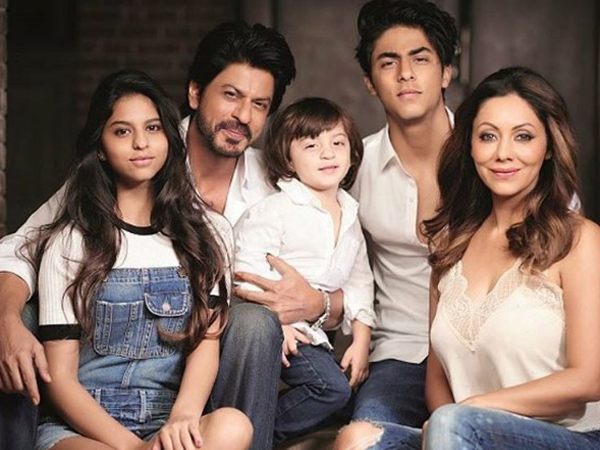 Glimpse into Gauri Khan's book, with excerpts of her thoughts, and beautiful family portraits