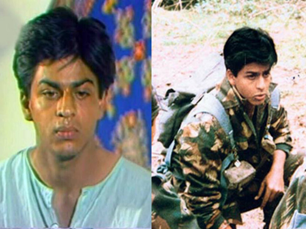 Shah Rukh Khan's old pictures from his small screen days are pure nostalgia! SEE PICS!