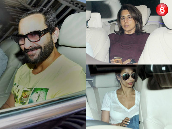 PICS: Close friends and relatives continue to visit the new mommy Kareena Kapoor Khan