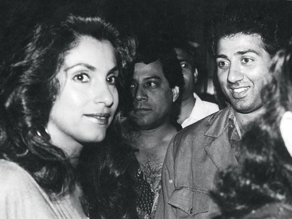 Were Sunny Deol and Dimple Kapadia married? Check out their hidden love story in pictures