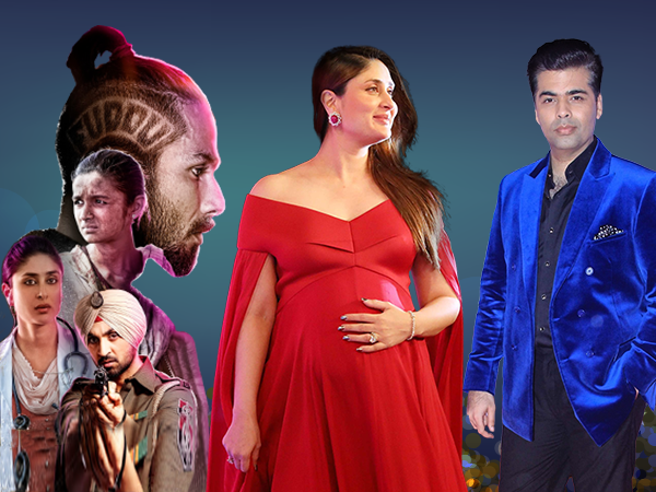 2016 Roundup: Top ten Bollywood news that took the internet by storm