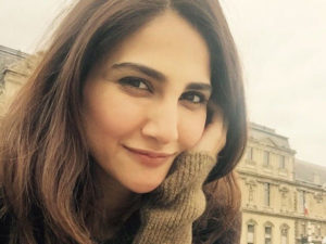 Vaani Kapoor talks about haters and flak on social media