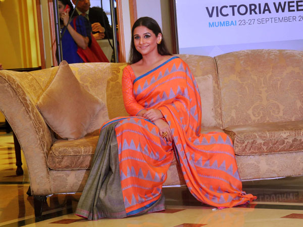 Demonetisation is still creating a problem for Vidya Balan. Here's how...