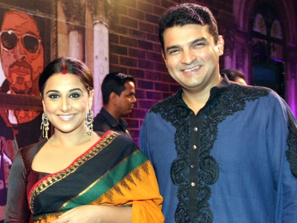 Vidya Balan: Siddharth was the only man I could imagine getting married to