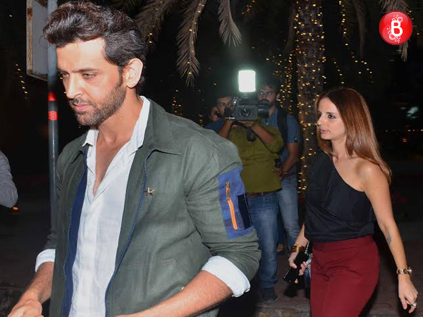 PICS: Hrithik Roshan spends quality time with Sussanne Khan and kids!
