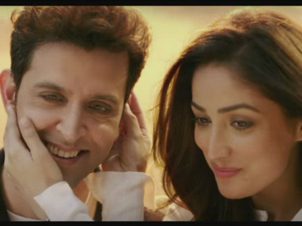'Kaabil Hoon', the first song from 'Kaabil' is scintillating and full of life