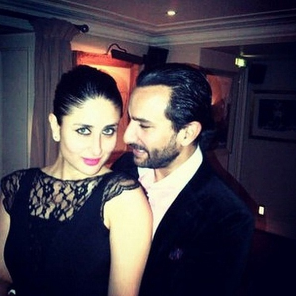 Kareena and Saif Ali Khan's love story