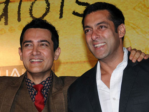Haha! Salman Khan tweets 'I hate you' and Aamir Khan comes up with the best reply