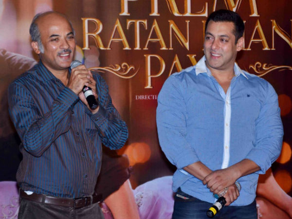 Here's all you need to know about Salman Khan and Sooraj Barjatya's next