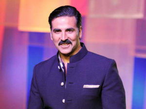 Akshay Kumar talks about his next project