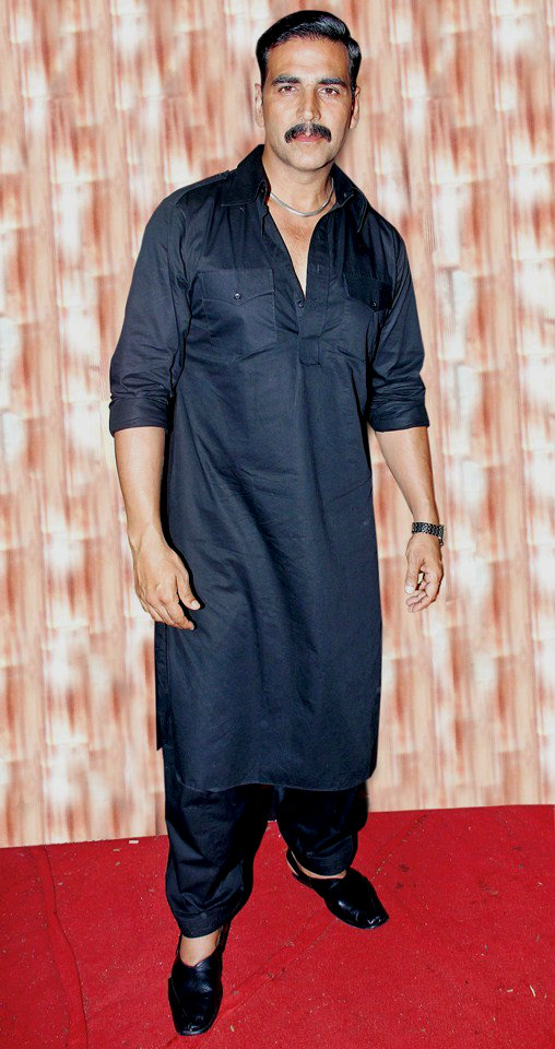 Image result for akshay kumar pathani suit